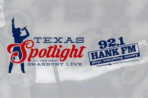 Texas Spotlight at The New Granbury Live
