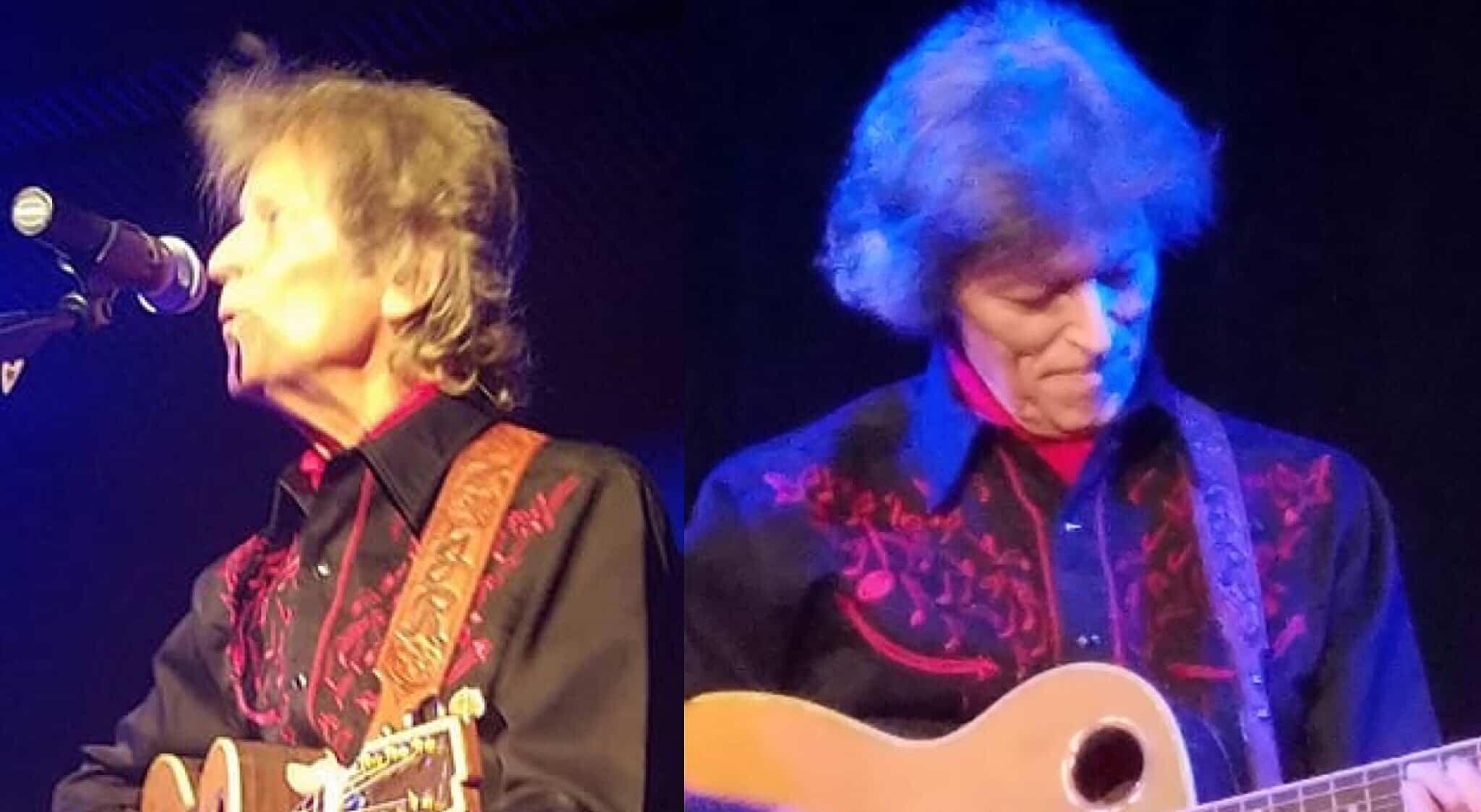 Johnny Rodriguez at Granbury Live