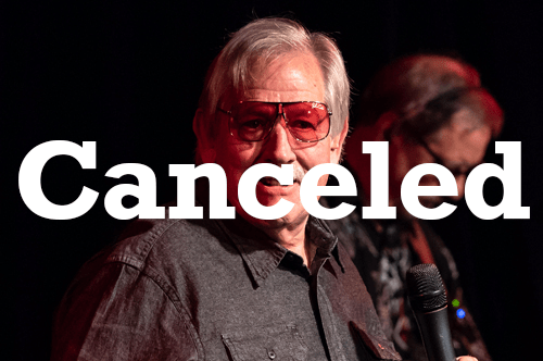 John Conlee 3 canceled