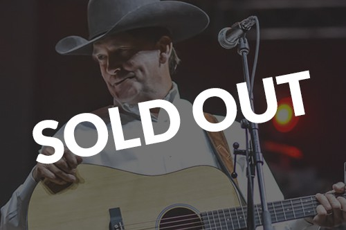 George Strait Experience sold out