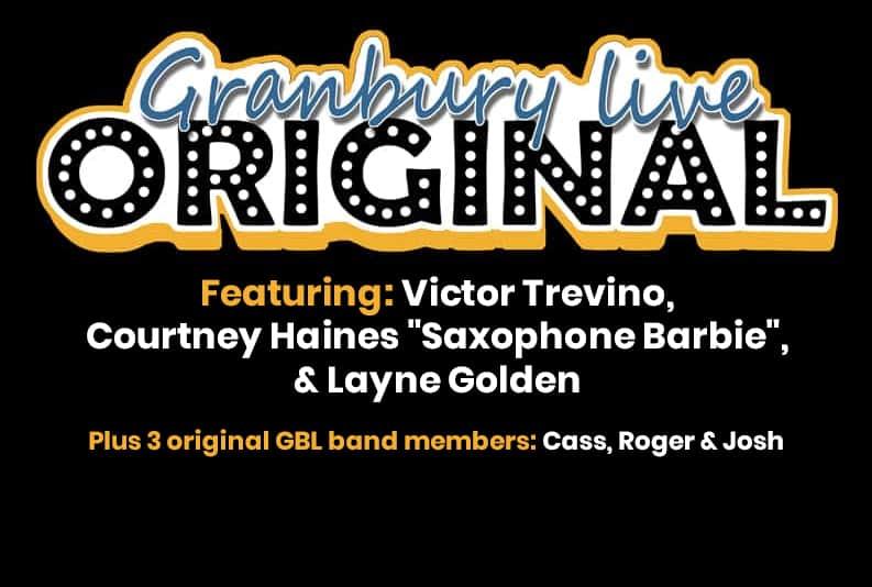 Granbury Live Original Victor