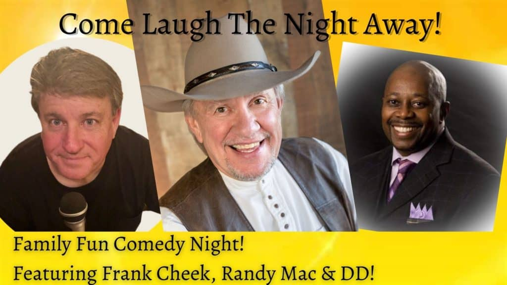 Come Laugh The Night Away